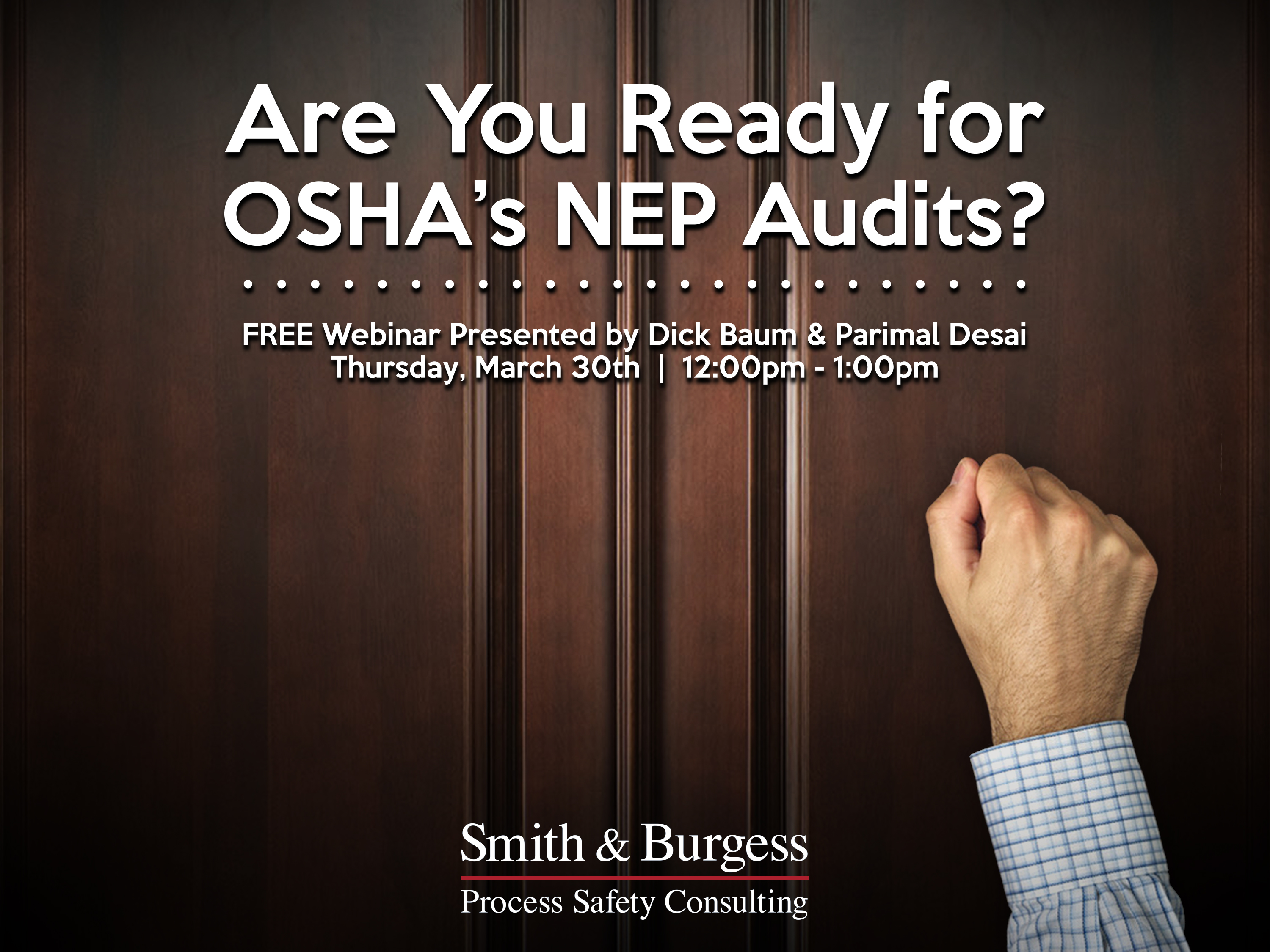 Are You Ready for OSHA's NEP Audits?