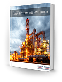 Relief Systems Design Training Course Manual